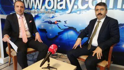 Yıldırım Belediye Başkanı Yılmaz'dan OLAY'a özel açıklamalar…