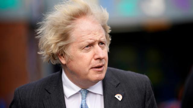 Johnson, Hindistan ziyaretini iptal etti