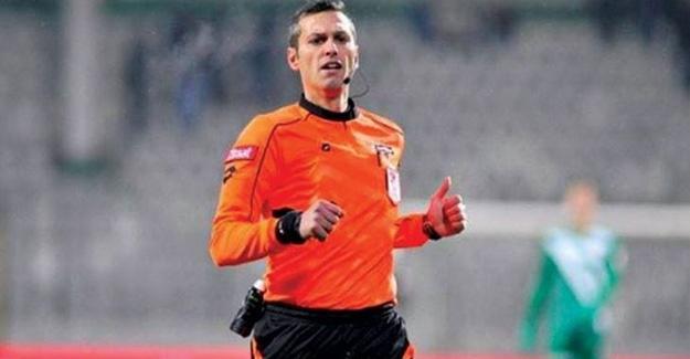 Bursaspor maçına kim atandı?