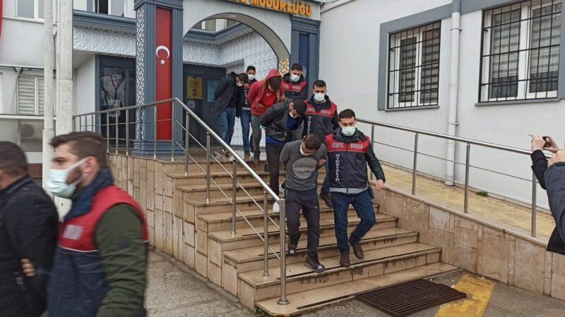 Bursa'da daha fazla kaçamadılar! Hırsızlık şebekesi çökertildi