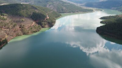 Bursa barajları doldu taştı! BUSKİ Genel Müdürü'nden açıklama