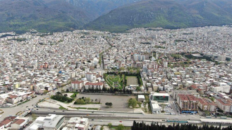 Bursa'ya yeni yaşam merkezi geliyor!