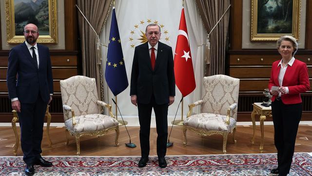 Michel'den Türkiye açıklaması: İlişkilerimize ivme katmak için geldik