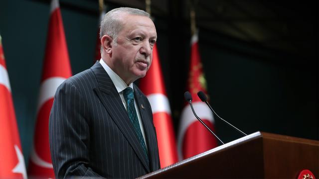 Cumhurbaşkanı Erdoğan: 'Bu katil sürülerinin kökünü kurutana kadar mücadelemizi sürdüreceğiz'