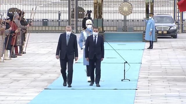 Libya Başbakanı Türkiye'de