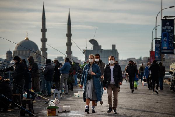 Türkiye'de koronavirüs araştırması: 3 kişiden 1'i bağışıklık kazandı