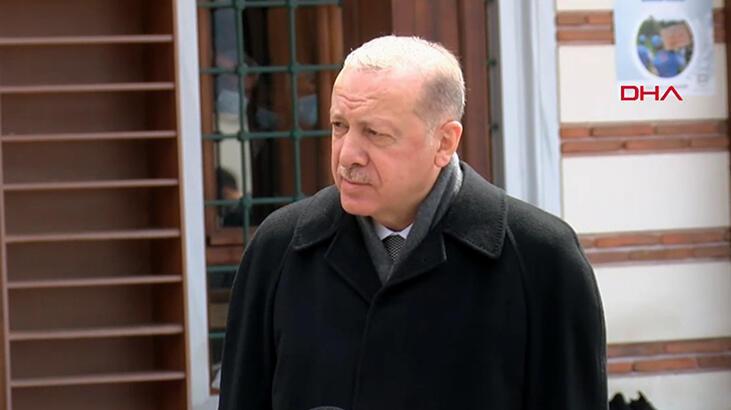Cumhurbaşkanı Erdoğan'dan sert sözler; Bakanımız haddini bildirdi!