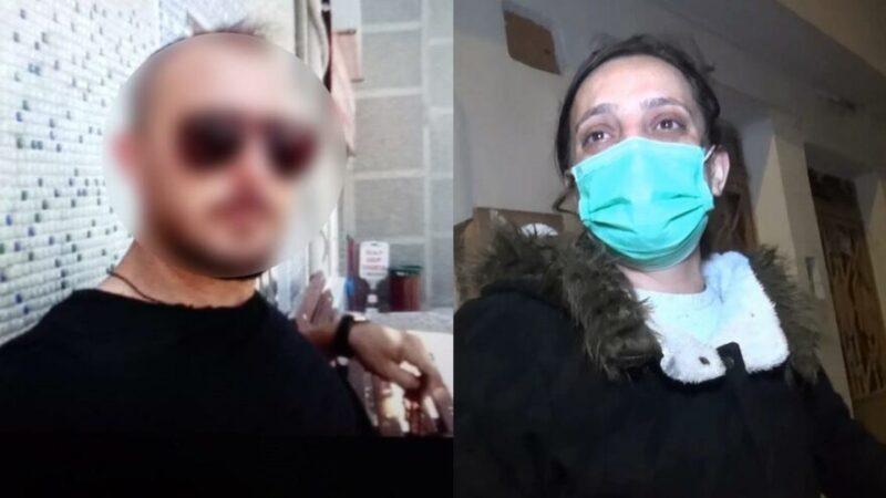 Bursa'da eşini ölümle tehdit edip bıçakla saldırdı