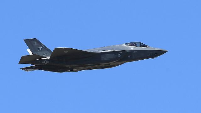 BAE'ye F-35 savaş uçağı satışına onay süreci