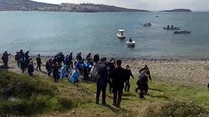 Görülmemiş olay! İzmir'de düşen askeri uçağın pilotu tarihe geçti