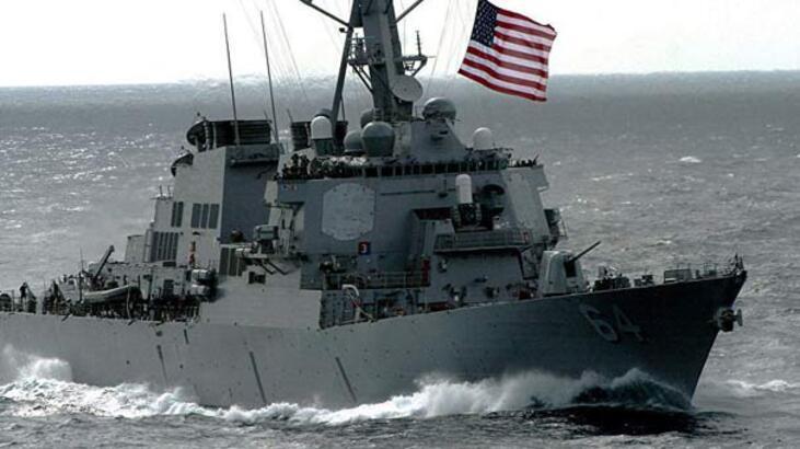 ABD 2 savaş gemisini Karadeniz'e gönderiyor!