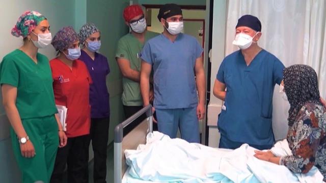 'Hamileyim' diye gittiği hastane hayatının şokunu yaşadı!