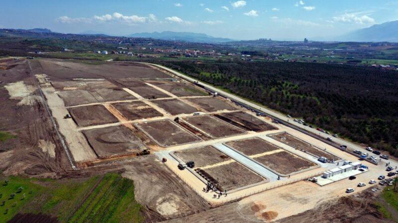 Bursa'nın yeni mezarlığı nerede?
