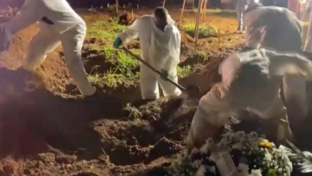 Ölüleri gömecek toprakları kalmadı! Yeni tür felaket…