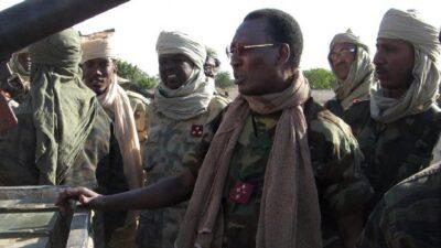 Çad Cumhurbaşkanı cephede öldü