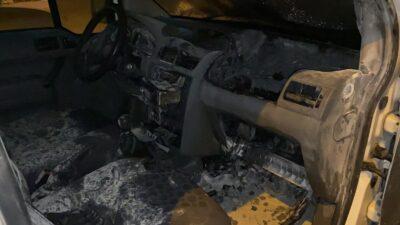 Bursa'da araç yangını! İftara yetişmeye çalışırken…