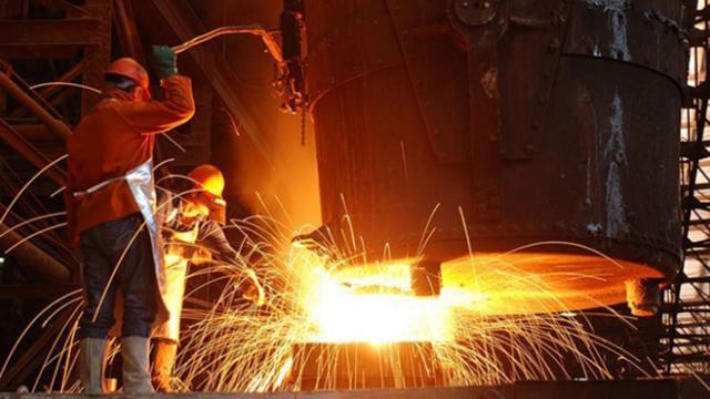 Sanayi üretimi ne kadar arttı?