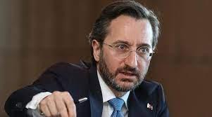 İletişim Başkanı Altun'dan HDP'ye sert tepki