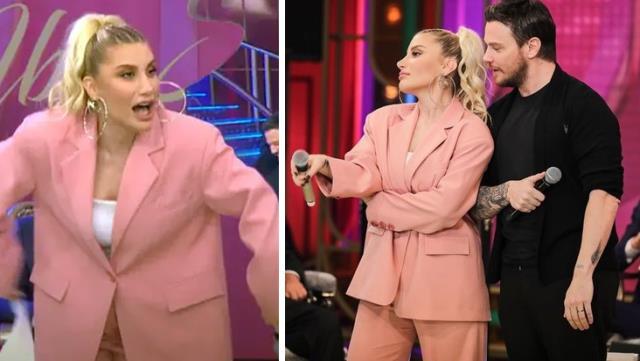 İbo Show'da giydiği kıyafetiyle olay olmuştu! Jet açıklama…