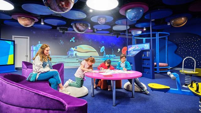 İstanbul Havalimanı'nda çocuklara özel konsept