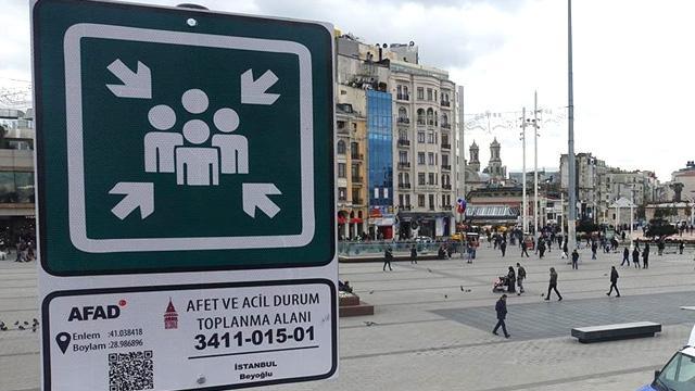 İstanbul'da toplanma alanı sayısı 5 bin 599'a ulaştı