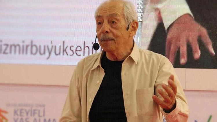 Genco Erkal 'Cumhurbaşkanına hakaret' suçundan ifade verdi