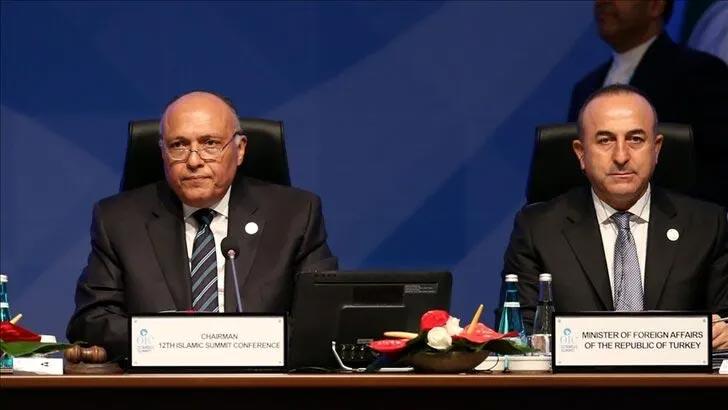 Türkiye-Mısır arasında üst düzey görüşme