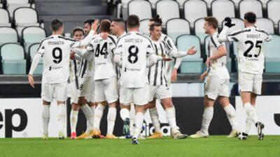 Juventus'ta ev partisi yapan 3 oyuncu kadro dışı