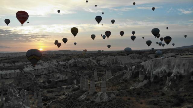 Türkiye'nin ilk 'Yataklı Lüks Tren Turu' başlıyor