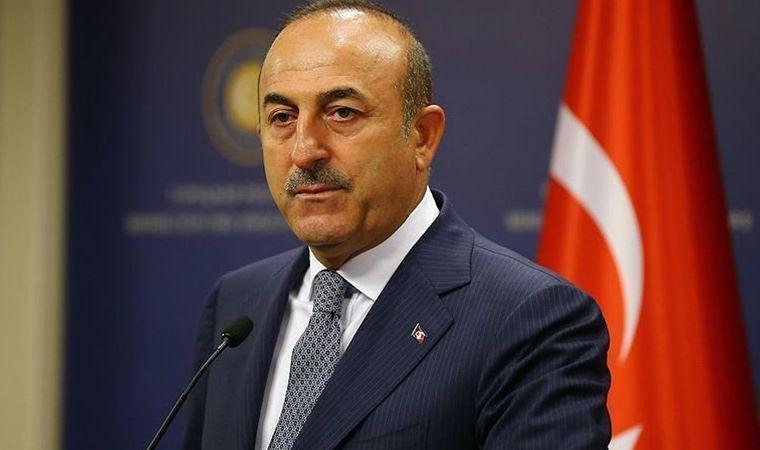 Dışişleri Bakan Çavuşoğlu, KKTC'ye gitti