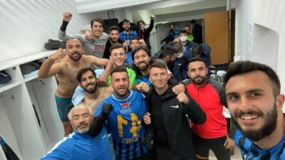2.Lig'deki Bursa ekiplerinden süper skorlar!