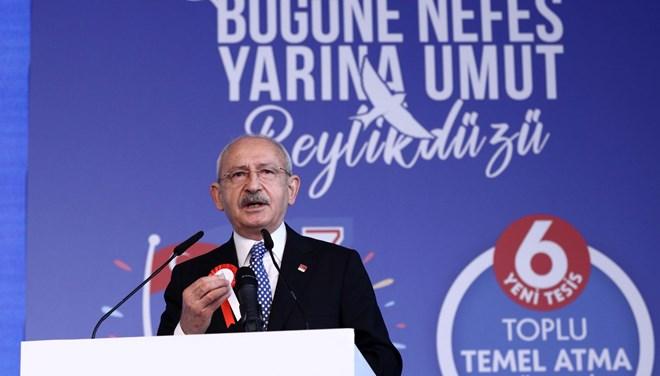 Kılıçdaroğlu'ndan Ruhsar Pekcan yorumu…