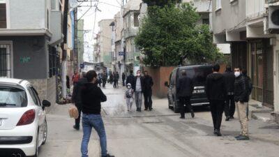 Görüntüler Bursa'dan! Akın ettiler…