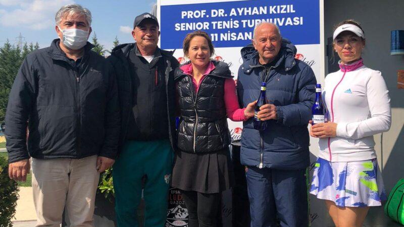 Ayhan Kızıl'ın ismi yaşatılıyor!