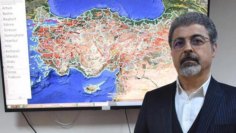 'Biz yıkmazsak deprem yıkacak' Riskli illeri tek tek açıkladı…