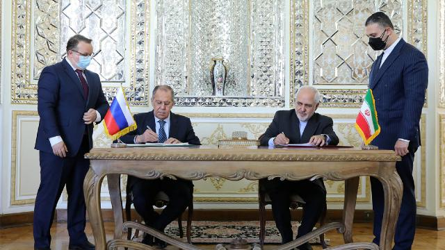 Lavrov'dan İran açıklaması