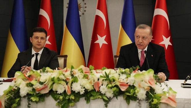 Krtik zirve sona erdi! 'Karadeniz barış denizi olmalı'