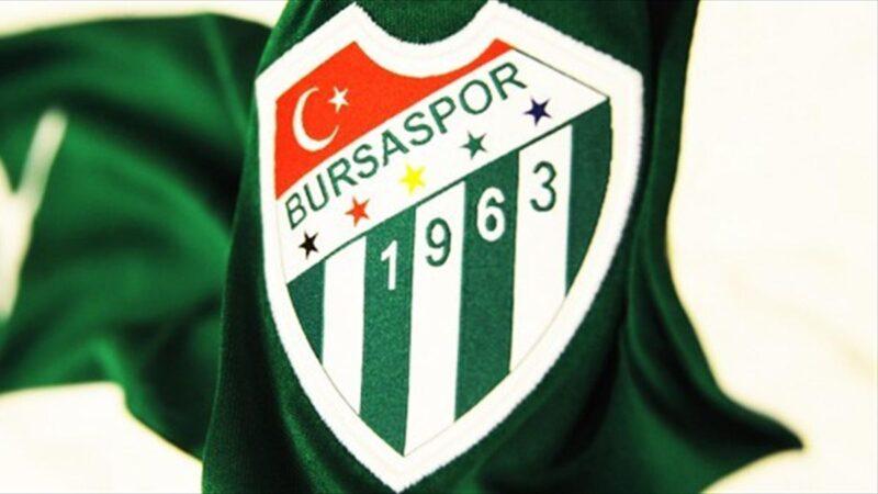 Bursaspor'a kötü haber! Sezonu kapattı…
