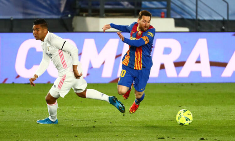 El Clasico nefes kesti! Messi resmen yıkıldı…
