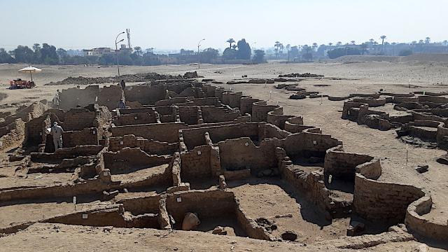 3 bin yıllık 'kayıp şehir' keşfedildi