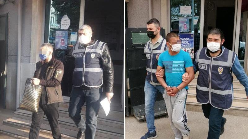 Bursa'da her yerde aranıyorlardı! Yakalandılar