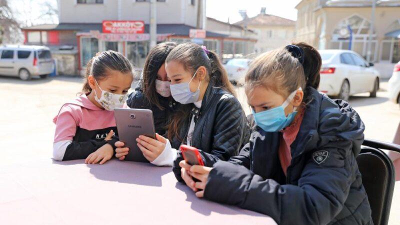 Mudanya'da ücretsiz internet!