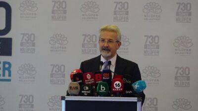 Nilüfer Belediye Başkanı Erdem, 2 yılını değerlendirdi