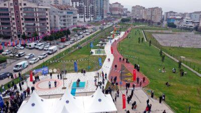 Bursa'ya yeni park!