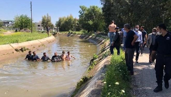 Arı saldırısından kaçan imam su kanalında can verdi
