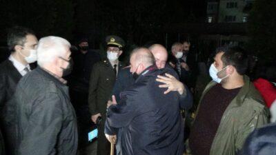 Şehit haberi Bursa'daki ailesine ulaştı…