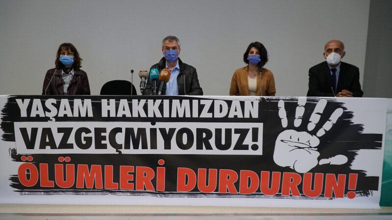 Bursa'da tam kapanma çağrısı! Meslek örgütü ve dernekler ayaklandı…