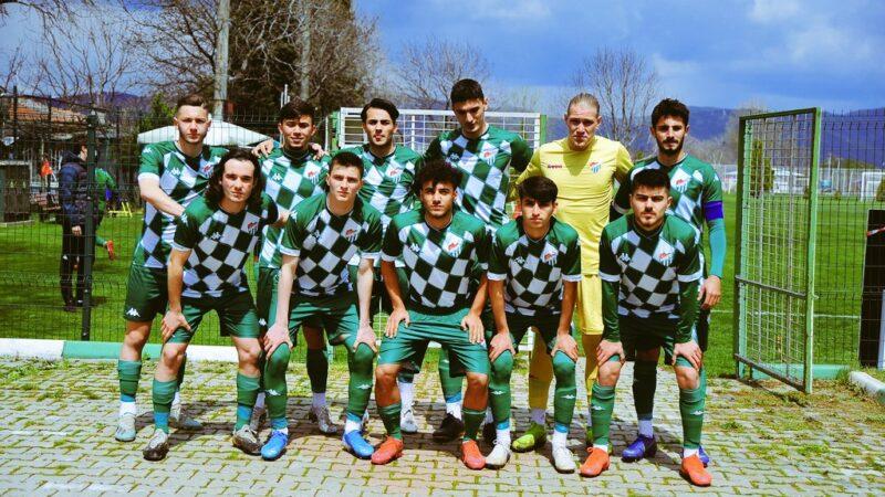 Bursaspor'dan ilk zafer! Bu çocukları iyi tanıyın…