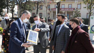 Bursa'da hava kirliliğine anlık takip!