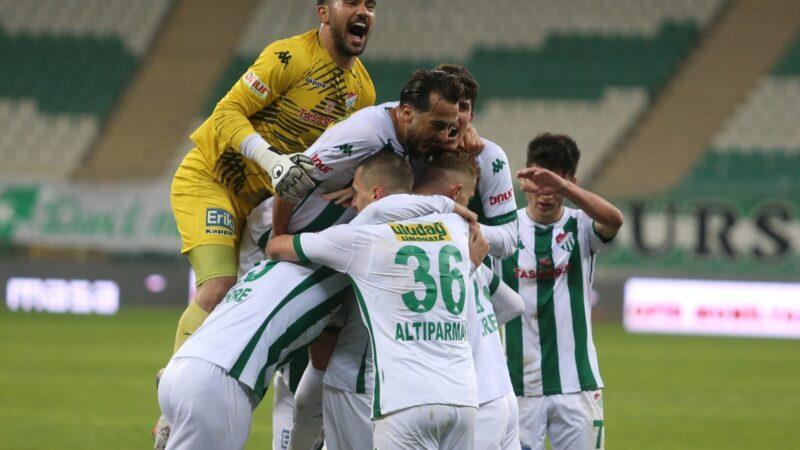 Bursaspor'dan sıcak maç sonu açıklaması!